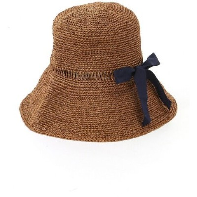 odds odds/(W)AD JUSTER RIBBON HAT オッズ 帽子/ヘア小物【送料無料】
