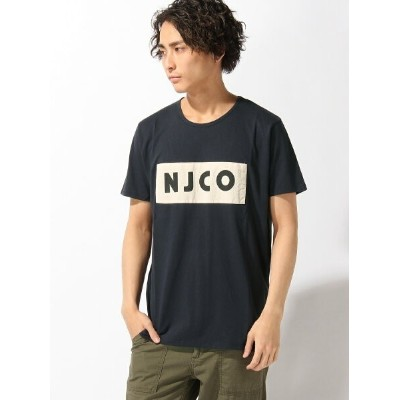 【SALE/40%OFF】nudie jeans nudie jeans/(M)Anders_SS-Tシャツ ヌーディージーンズ / フランクリンアンドマーシャル カットソー Tシャツ ネイビー...