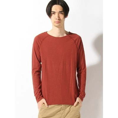 【SALE/40%OFF】nudie jeans nudie jeans/(M)Otto Raw Hem_LS-Tシャツ ヌーディージーンズ / フランクリンアンドマーシャル カットソー Tシャツ...