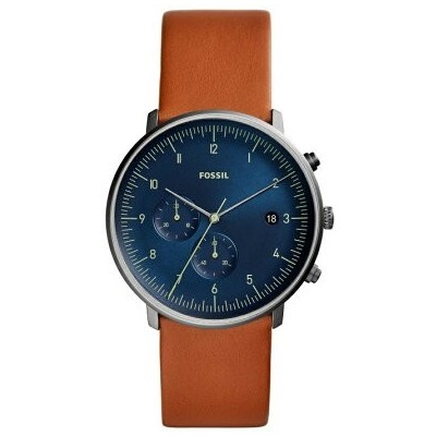 【SALE/30%OFF】FOSSIL FOSSIL/(M)CHASE TIMER_FS5486 フォッシル ファッショングッズ 腕時計 ブルー【送料無料】