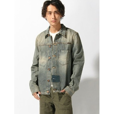 nudie jeans nudie jeans/(M)Ronny ヌーディージーンズ / フランクリンアンドマーシャル シャツ/ブラウス【送料無料】