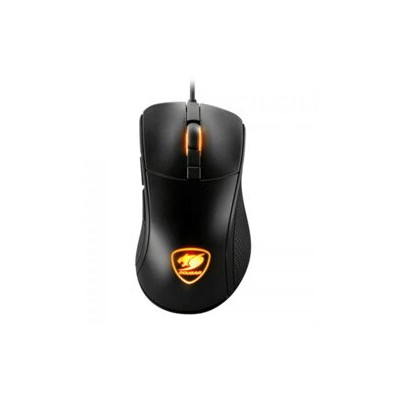【新品】COUGAR COUGAR SURPASSION gaming mouse CGR-WOMB-SUR 有線光学式ゲーミングマウス[USB 1.8m・Win] ブラック (CGRWOMBSUR...