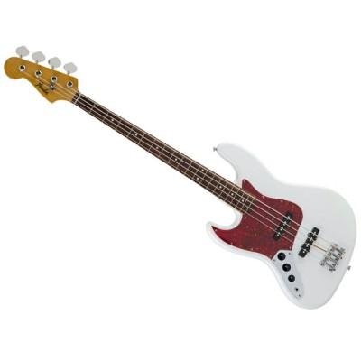 Fender ( フェンダー ) Made in Japan Traditional 60s Jazz Bass Left-Hand ( Arctic White )【国産 レフトハンド...