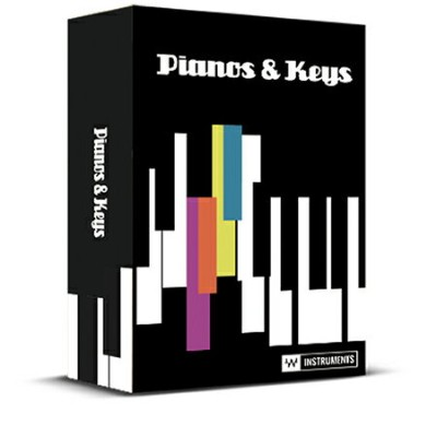 WAVES ( ウェイブス ) Pianos and Keys【ELPNKY】 ◆【DTM】【DAW】
