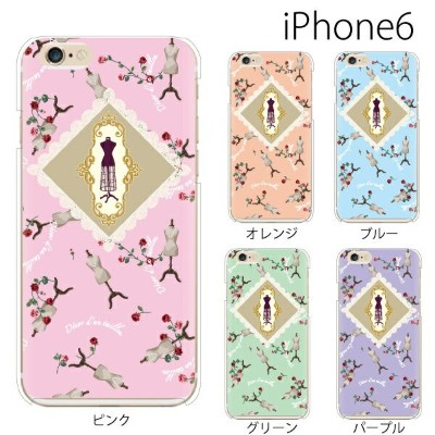 iPhone X / iPhone8 / iPhone8 Plus ケース ハード マネキン フラワー TYPE1/ iPhone7 iPhone SE iPhone6s iPhone5s...