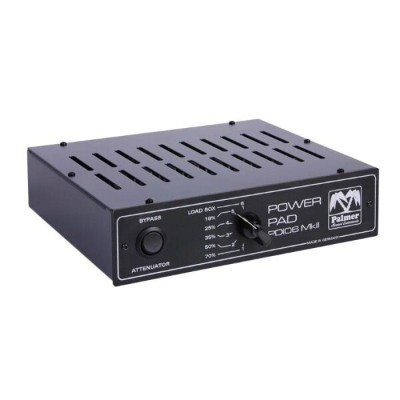 PALMER PDI-06 MkII POWER ATTENUATOR LOAD BOX 8ohm パワーアッテネーター