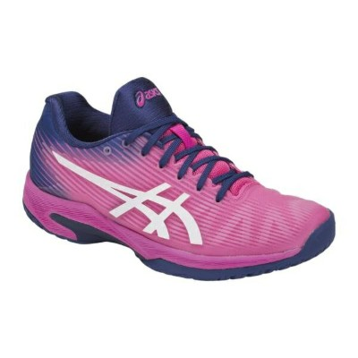 ▼asics▼アシックス 1042A002-700 SOLUTION SPEED FF [PINK GLO/WHITE][テニスシューズ][年度:18FW]【RCP】