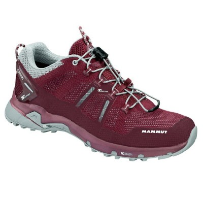 MAMMUT(マムート) T Aegility Low GTX(R) Women's 5.5/24.0cm merlot×neutral grey 3040-05541