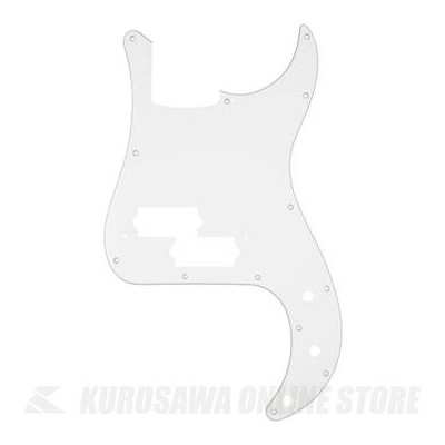 Fender Made In Japan Classic Precision Bass 13-Hole 3-Ply White Pickguard Made in Japan Model ...