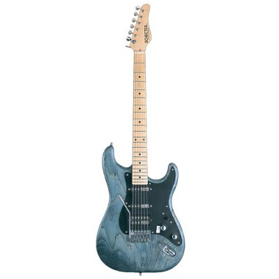 Schecter / AC-SF/SIG Pacific Blue Tint シェクター エレキギター 藤沼伸一シグネイチャー 《受注生産:予約受付中》
