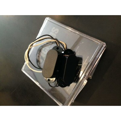 LOLLAR PICKUPS/Mustang Bass Pickup /Black (reissue)【お取り寄せ商品】【送料無料】