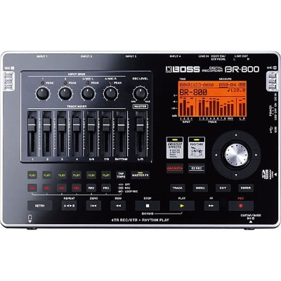 ●BOSS BR-800 Digital Recorder
