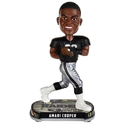 ボブルヘッド バブルヘッド 首振り人形 ボビンヘッド BOBBLEHEAD Forever Collectibles NFL Oakland Raiders Mens Oakland Raiders...