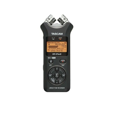 TASCAM DR-07MK2 VER2(お取り寄せ商品)