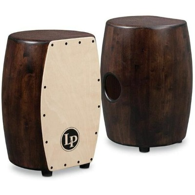 Latin Percussion LP M1405MN Matador Stave Quinto Cajon Mahogany Stain with Natural Front カホン(カホーン)...