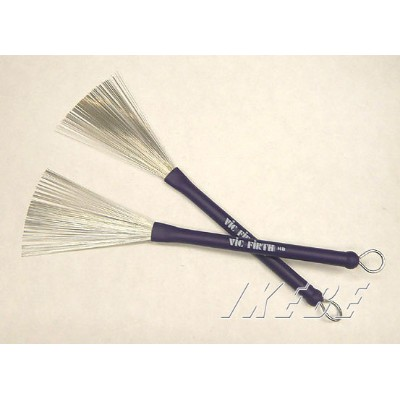 VIC FIRTH VIC-HB〜Heritage Brushes〜※入荷待ち