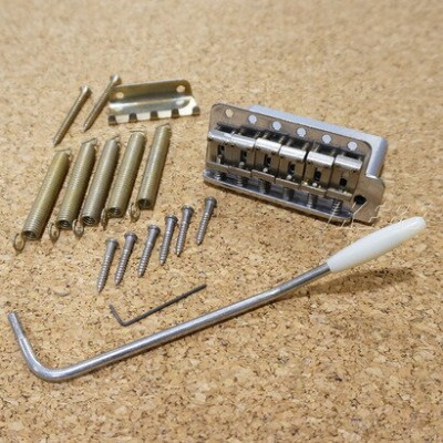 Montreux 《モントルー》 Retrovibe Parts Series Synchronized tremolo set relic [223]