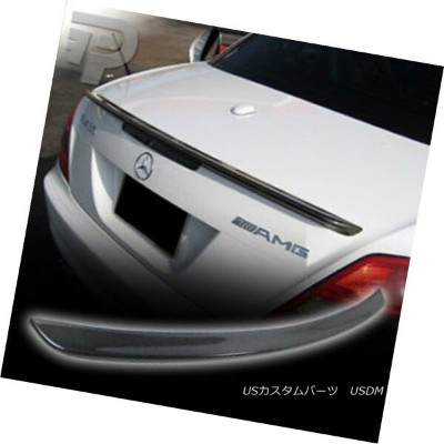 エアロパーツ CARBON FIBER Mercedes BENZ R171 A TYPE REAR WING TRUNK SPOILER BOOT 05-10 CARBON FIBERメルセデスベン...