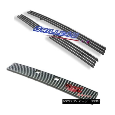 USグリル Customized For 03-05 Toyota 4Runner Billet Premium Grille Combo Insert 03-05トヨタ4Runnerビレットプレミア...
