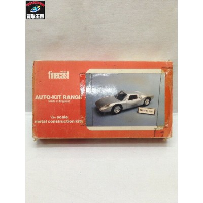 finecast 1/24 メタルキット ポルシェ904【中古】