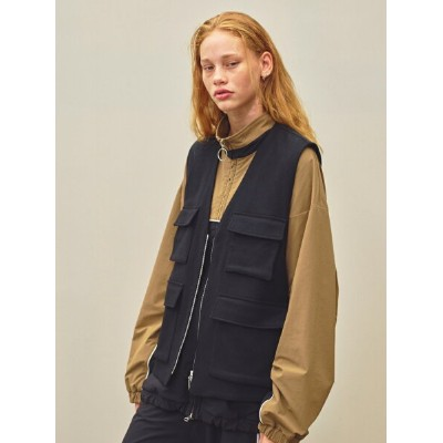 [Rakuten BRAND AVENUE]【SALE/40%OFF】 monkey time  MULTI POCKET VEST/ベスト BEAUTY & YOUTH UNITED ARROWS...