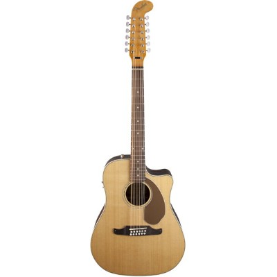 Fender Villager SCE 12String 新品[フェンダー][12弦][Electric Acoustic Guitar,アコースティックギター,アコギ,エレアコ]