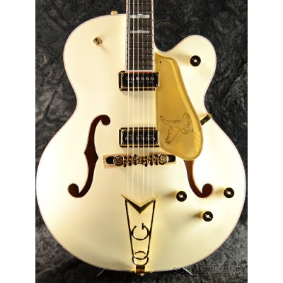 Gretsch G6136-55 VS Vintage Select Edition '55 Falcon[グレッチ][フルアコ/セミアコ][Vintage White,ホワイト,白]...
