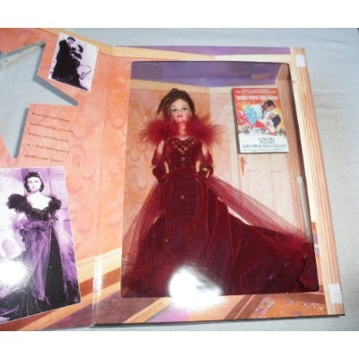 Barbie Timeless Treasures Hollywood Legends Collection: Scarlett O'Hara (1994) by 5Star-TD