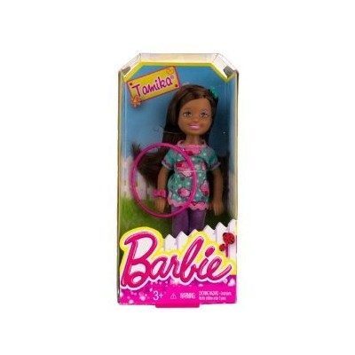 "Tamika w/ Hola Hoop: Barbie(バービー) Chelsea & Friends Summer Dreamhouse Collection ~5.5"" Doll Fi"