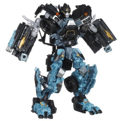 Transformers トランスフォーマー Dark Of The Moon Mechtech Leader Class Ironhide フィギュア ダイキ