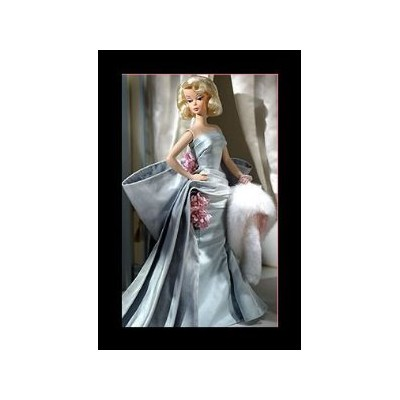 Limited Edition Silkstone Barbie Doll Delphine Fashion Model Collection