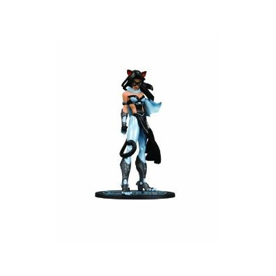 DC Direct Ame-Comi Heroine Series: Catwoman (V.2) ブルー Suit Variant ピーブイシー Figure