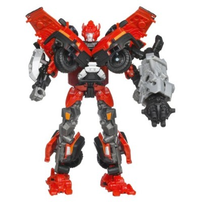 Transformers トランスフォーマー Dark Of The Moon Mechtech Voyager Class Cannon Force Ironhide Figu