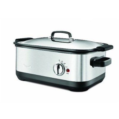 Breville ブレビル スロークッカー 7-qt With Easy Sear