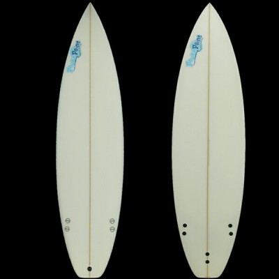 "Power Point パワーポイント サーフボードショートボード 6'4""フィン付 Shortboard (A50268)Surfboard 未使用アウトレット特価【代引不可】"