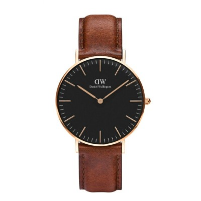 [Rakuten BRAND AVENUE] Daniel Wellington BLACK MODEL St Mawes 腕時計 36mm† UNITED ARROWS ユナイテッドアローズ...