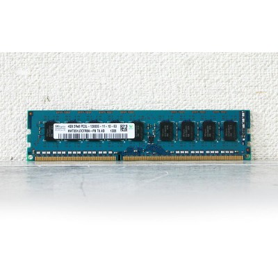 HMT351U7CFR8A-PB SK hynix 4GB DDR3-1600 PC3L-12800 ECC Unbuffered 1.35V 240pin【中古】【送料無料セール中! ...