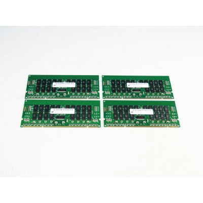 501-6173 X7063A Sun Microsystems 計4GB (1GBx4) PC100 100MHz ECC Registered 232pin Micron MT36LSDF6414...