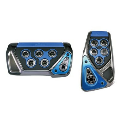 CARMATE カーメイト RP101BL RAZO GT SPEC PEDAL SET AT-S