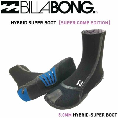【BILLABONG】ビラボン HYBRID SUPER BOOT SUPER COMP EDITION 5.0mm サーフブーツ ウィンター サーフィン XS-L