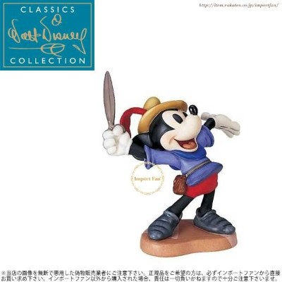 WDCC ミッキー ミッキーの巨人退治 The Brave Little Tailor Mickey Mouse I Let Em Have It! 【ポイント最大43倍!お買物マラソン】