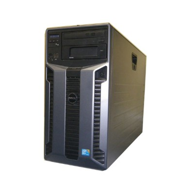 DELL PowerEdge T710 2.5インチモデル【中古】Xeon E5530 2.66GHz×2/4GB/146GB×1/AC*2
