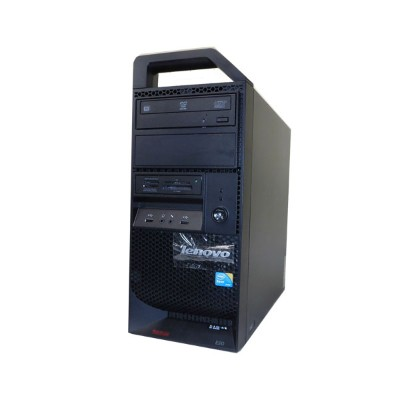 Windows7 Lenovo ThinkStation E20 4220-29J送料無料 中古ワークステーションXeon X3470 2.93GHz/4GB/250GB/FX1800