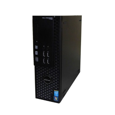 中古ワークステーション Windows7 Pro 64bit DELL PRECISION T1700 SFF Xeon E3-1240 V3 3.4GHz/8GB/500GB/Quadro K600