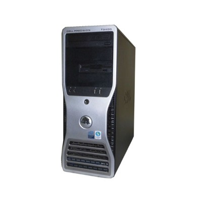 中古ワークステーション WindowsXP DELL PRECISION T3400 Core2Duo E7400 2.8GHz/4GB/160GB/NVS290