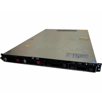 HP ProLiant DL120 G6 583183-B21【中古】Xeon X3430 2.4GHz/4GB/HDDレス(別売り)