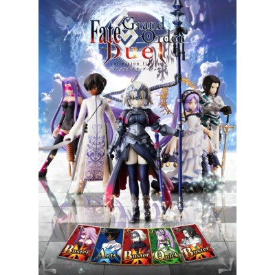 Fate/Grand Order Duel -collection figure- 第3弾 6個入りBOX