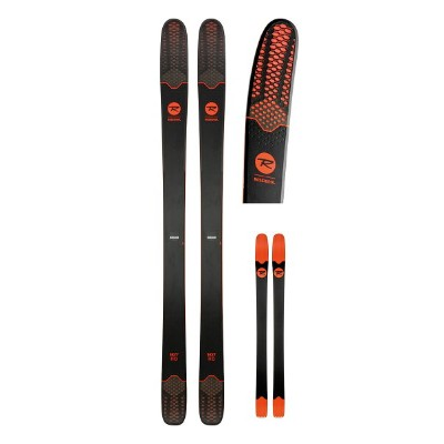 18-19ROSSIGNOL ロシニョールSKY 7 HD+18/19Marker KINGPIN 10 [ツアー金具付き2点セット]