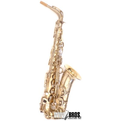 '35 Henri Selmer (France) Balanced Action #20xx1 Satin Gold Plated【中古】