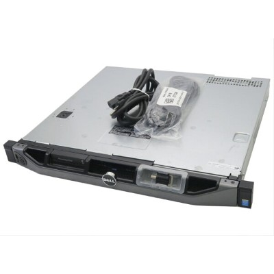 DELL PowerEdge R220 Xeon E3-1241v3 3.5GHz 8GB 1TBx2台(SATA3.5インチ/RAID1構成) DVD-ROM PERC S110 【中古】...